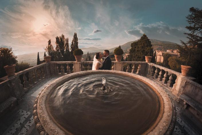 Carlo & Carl matrimonio Villa D'Este