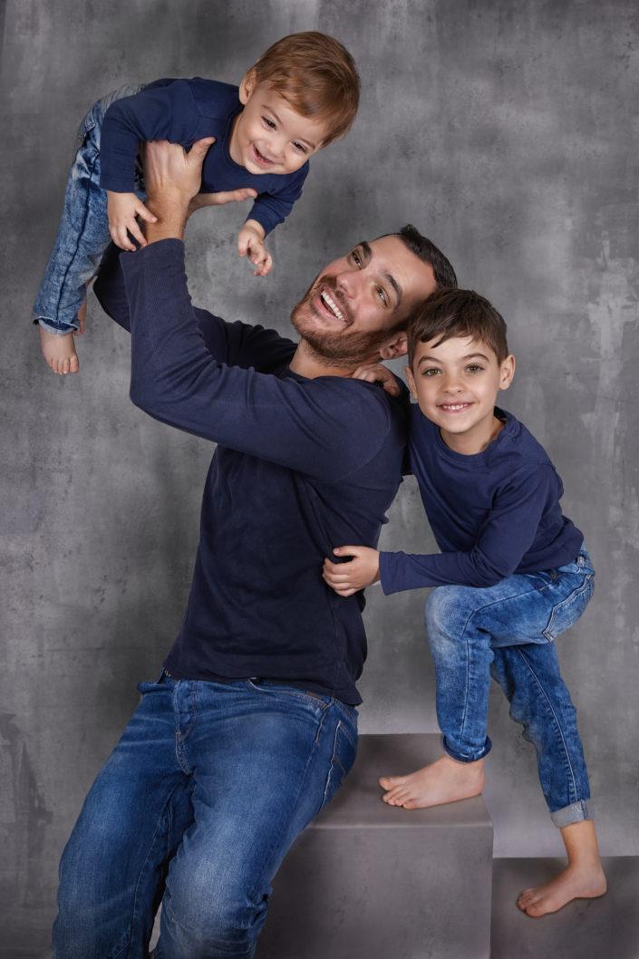 fotografo roma Family Portrait